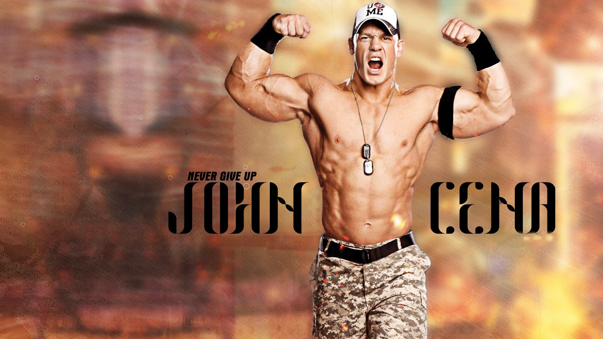 John Cena WWE Star Wallpaper HD Wallpapers 1920x1080