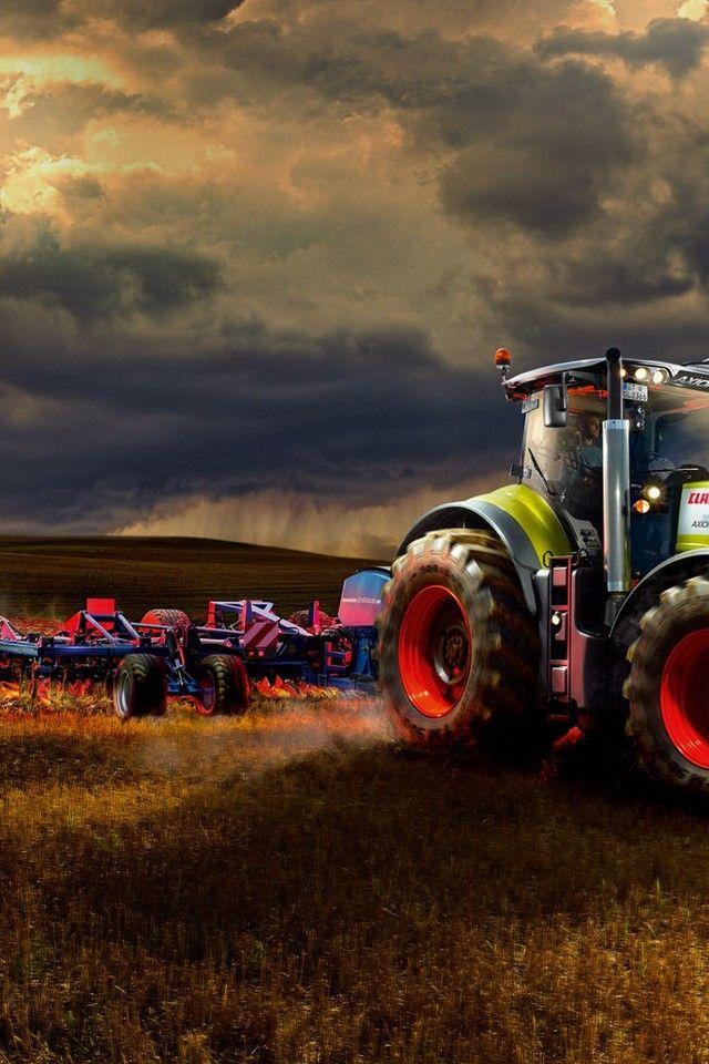 Tractor Wallpapers For Desktop Tractors Monster trucks Wallpaper 640x960
