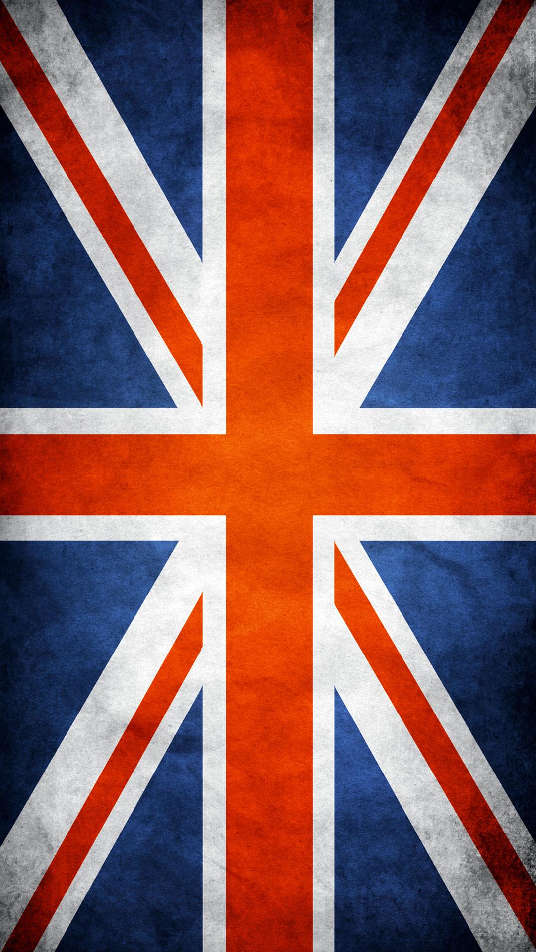 Britain UK Flag iPhone 6 Plus wallpaper 1080x1920