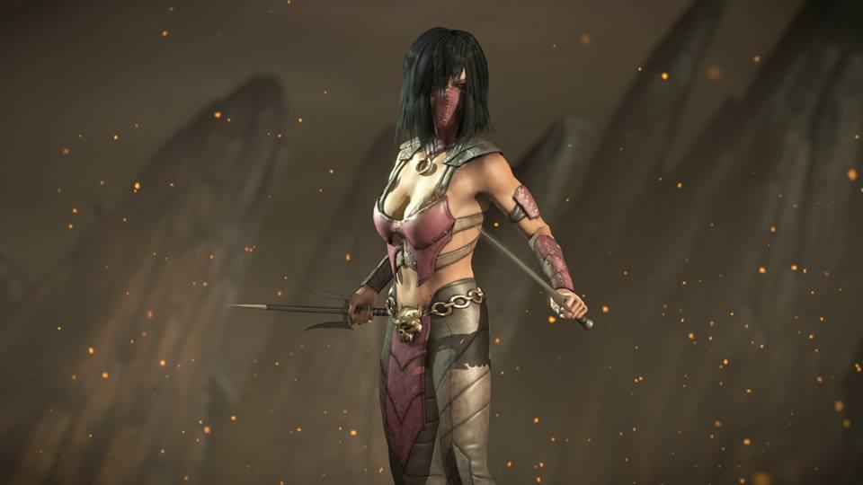 Free Download Pin Mortal Kombat Mileena Face 960x540 For Your