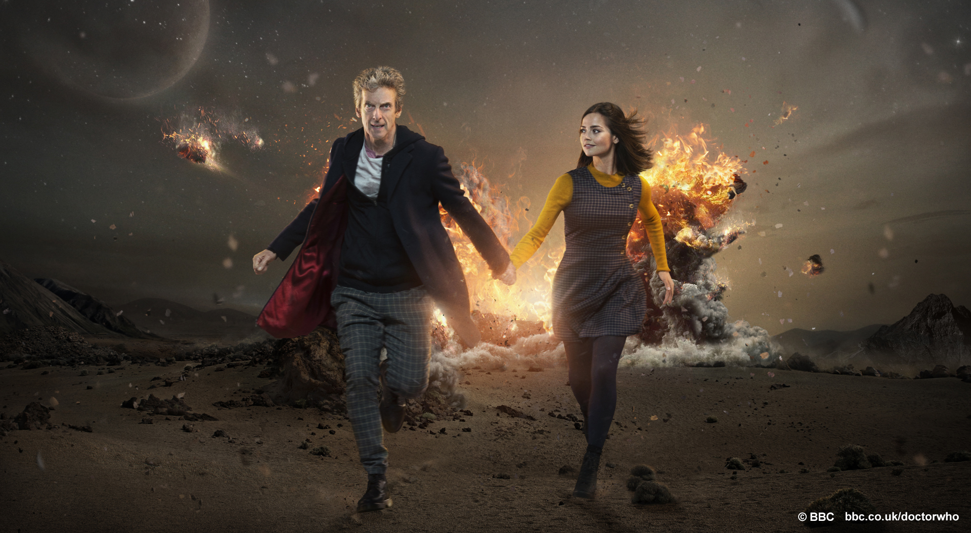 BBC Latest News   Doctor Who   Series 9 Wallpaper 1920x1055