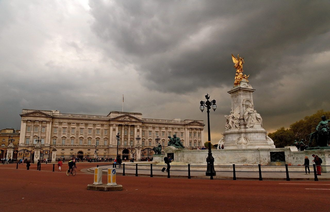 Free Download Buckingham Palace Hd Wallpapers 1280x821 For