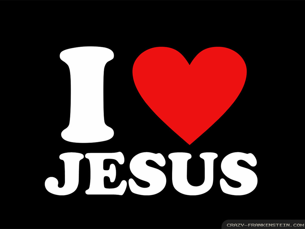 I Love Jesus Wallpaper - WallpaperSafari
