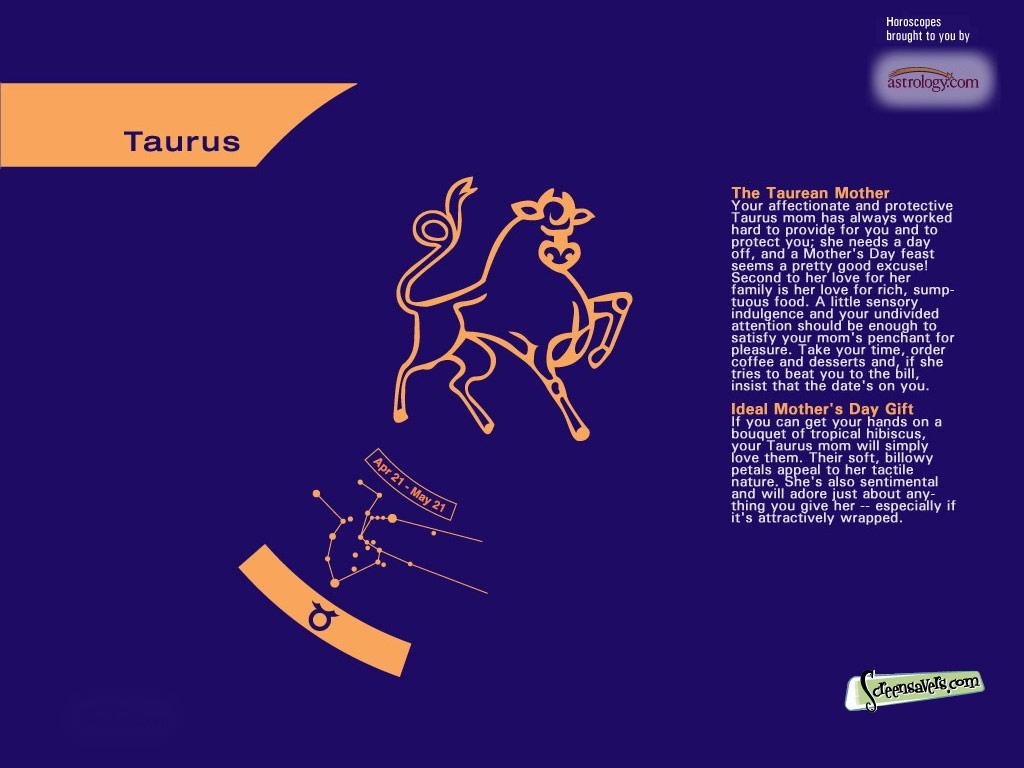 Taurus Wallpaper 12193 Hd Wallpapers in Zodiac   Imagescicom 1024x768