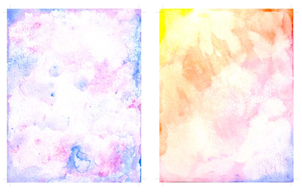 Printable Watercolor Card Backgrounds   Love Paper Crafts 1000x639