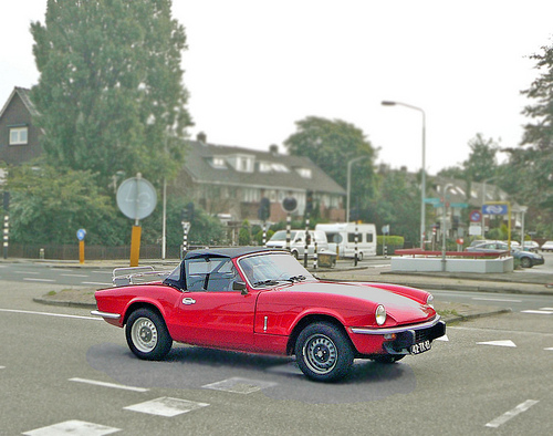 Triumph Spitfire 1500 TC Pictures Wallpapers   Wallpaper 6 of 6 500x394