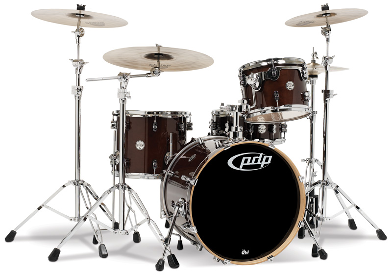 PDP Kits   Pacific Drums and Percussion Concept Maple CM4 shown 800x563