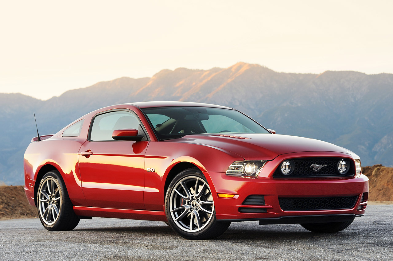 2013 Ford Mustang GT HD Wallpaper 2013 Ford Mustang GT 1280x850