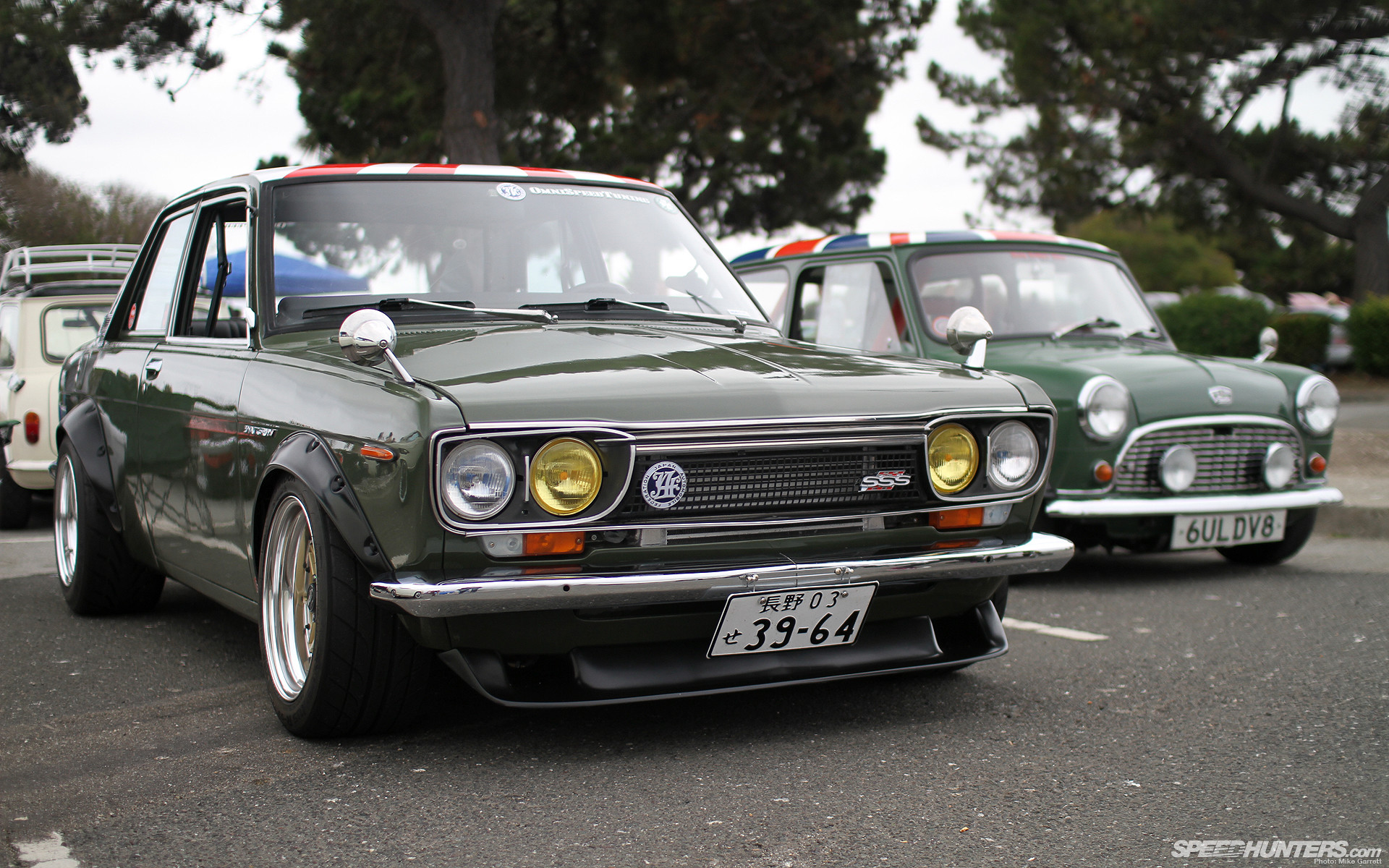 Datsun 510 Wallpaper 1920x1200