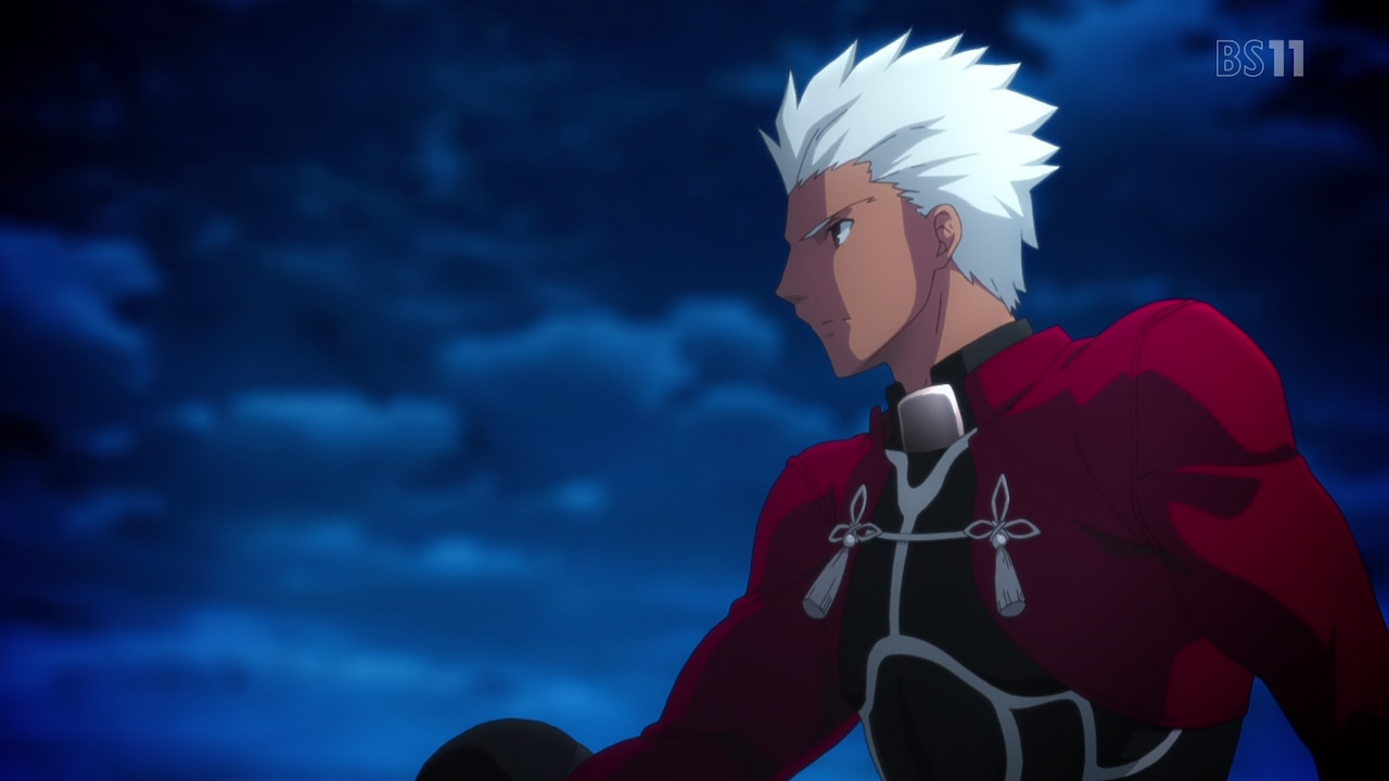 Free Download Share Fate Stay Night Unlimited Blade Works Archer