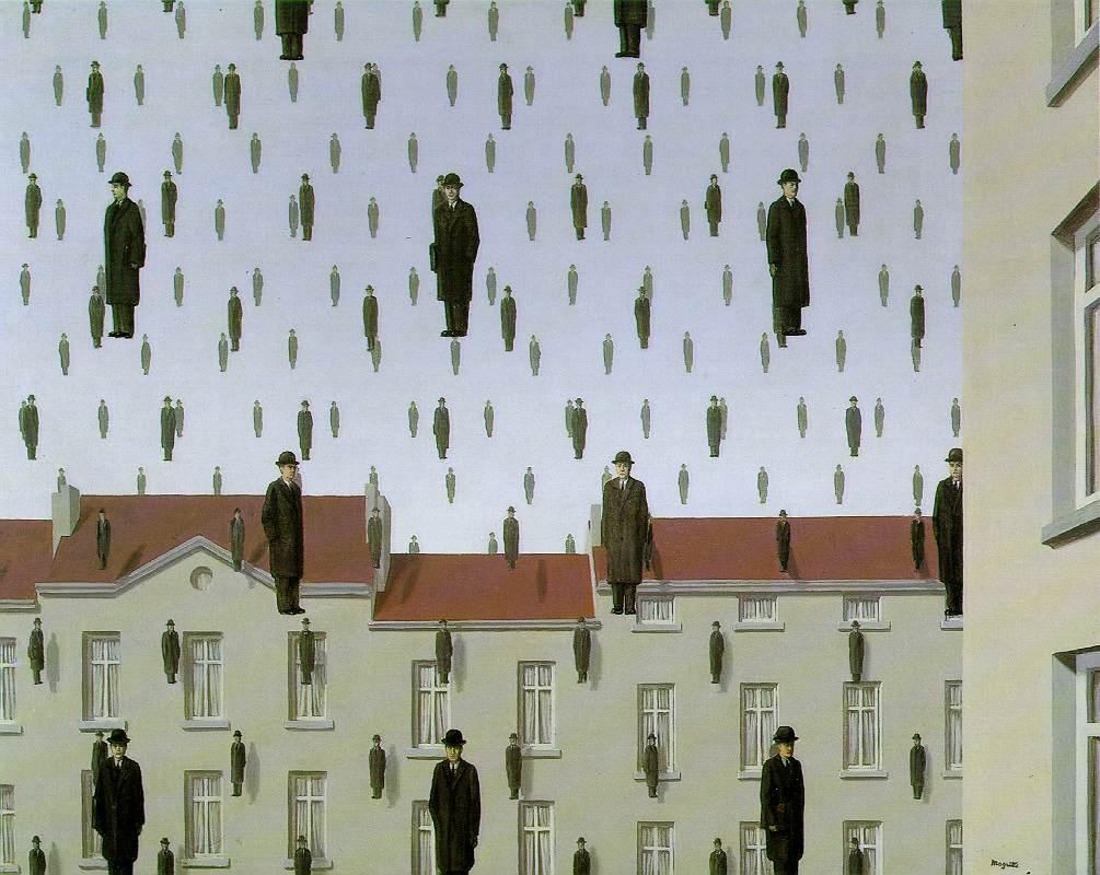 Rene Magritte Paintings Wallpaper 1005x800