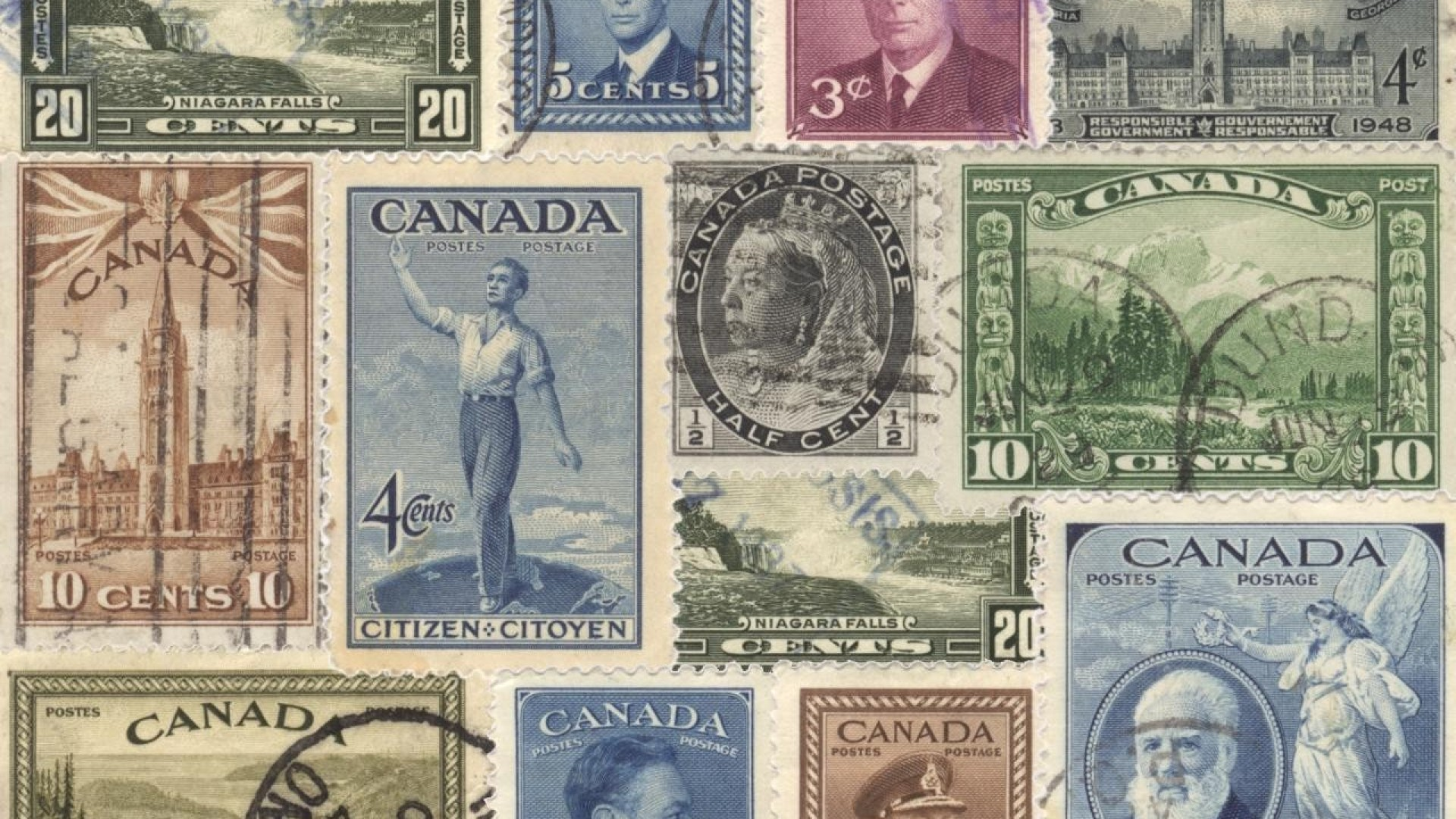 Canadian Vintage Wallpaper   MixHD wallpapers 1920x1080