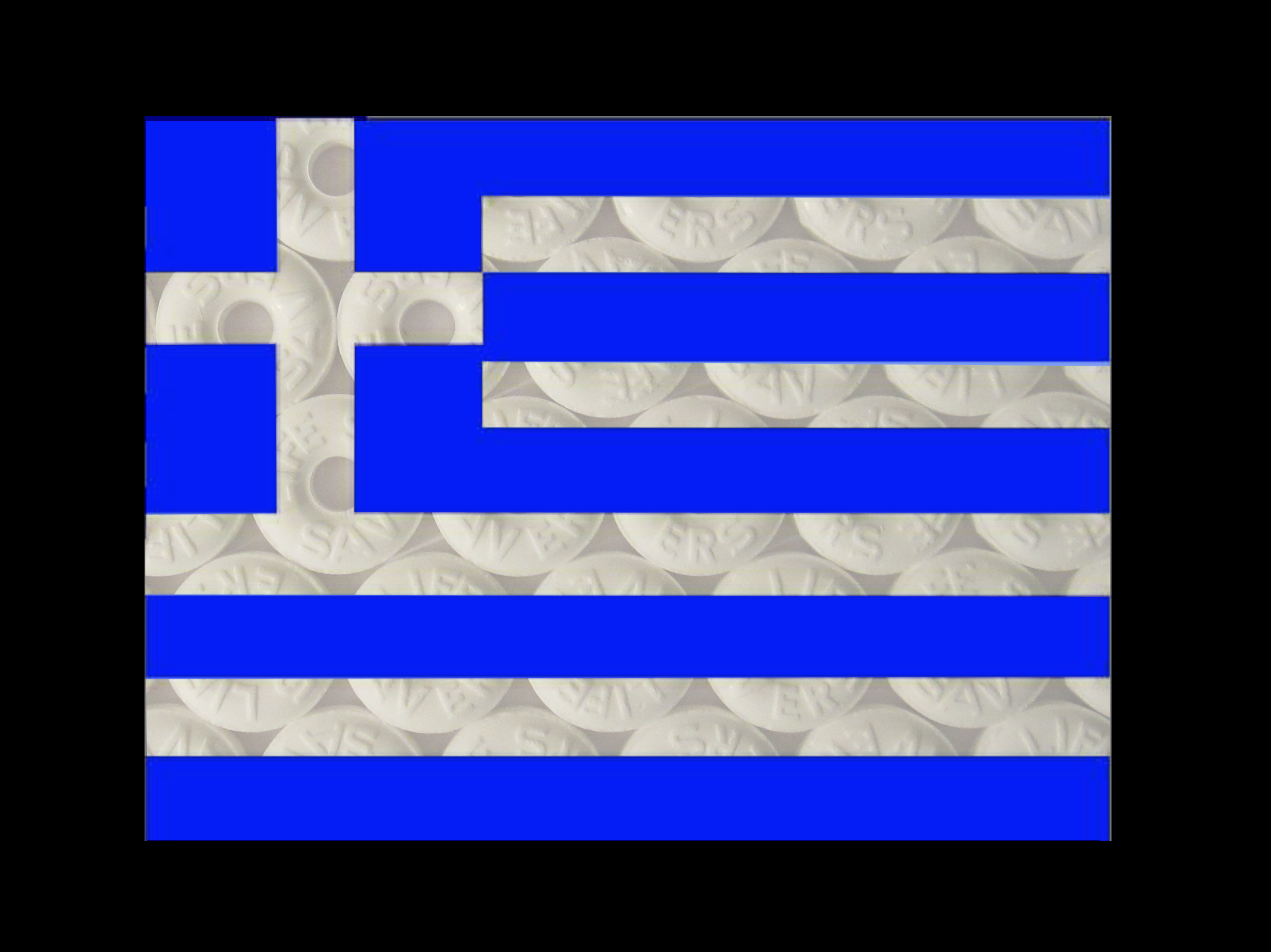this is the greek flag my last name kaloudis is greek because my dad 2040x1528