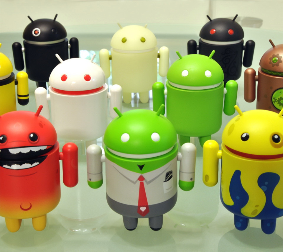 Papis de parede para Android do dia Blog Apps Android 960x854