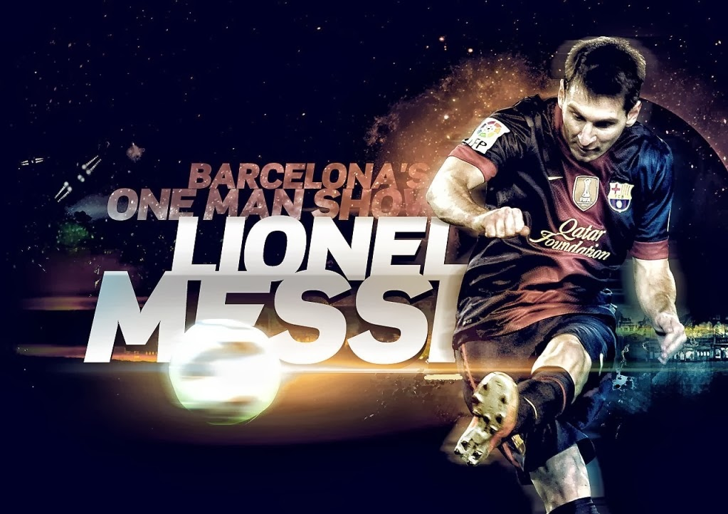 Lionel Messi New Hot HD Wallpaper 2014 | Sports World