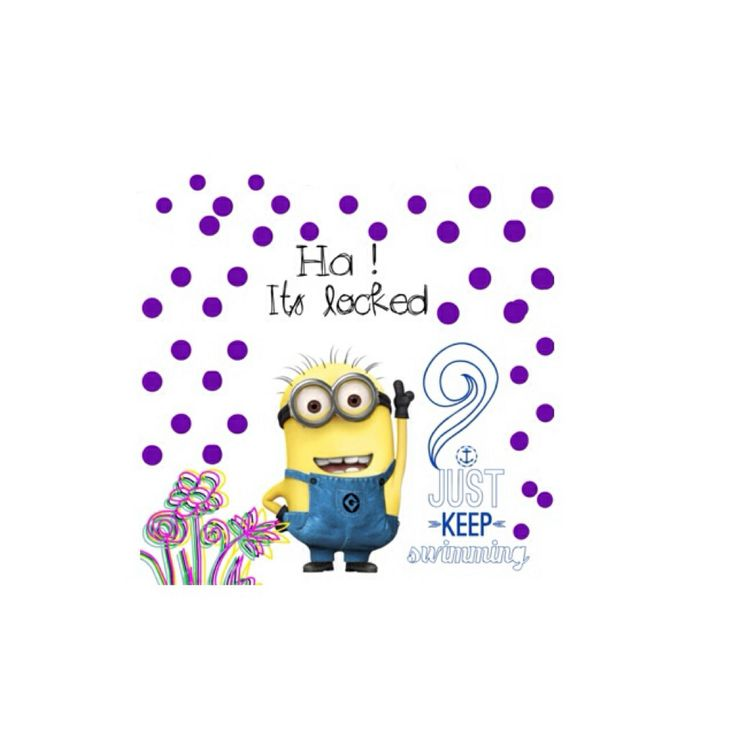 Wallpapers Ipad Iphone Locks Ipad Wallpapers Minions Minions Locks 736x736
