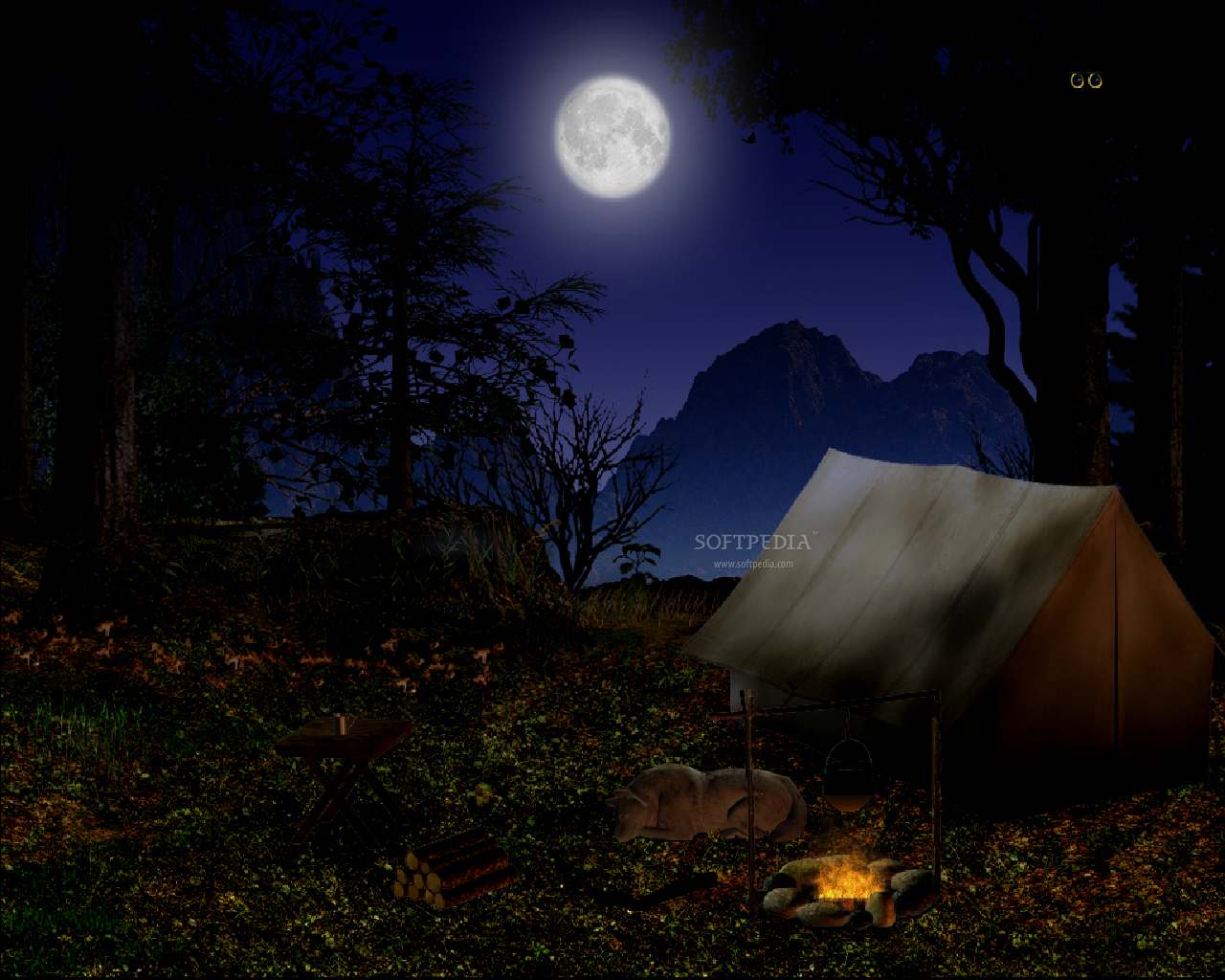 Free Camping Wallpaper Backgrounds - WallpaperSafari - photo#42
