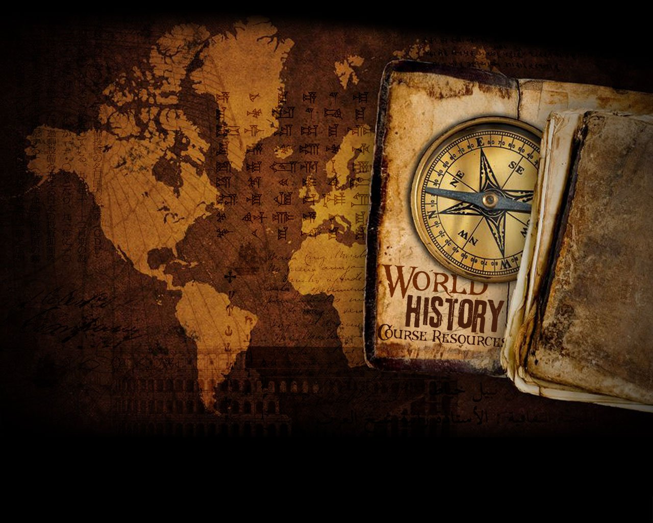 World History Wallpaper on Science Social Studies