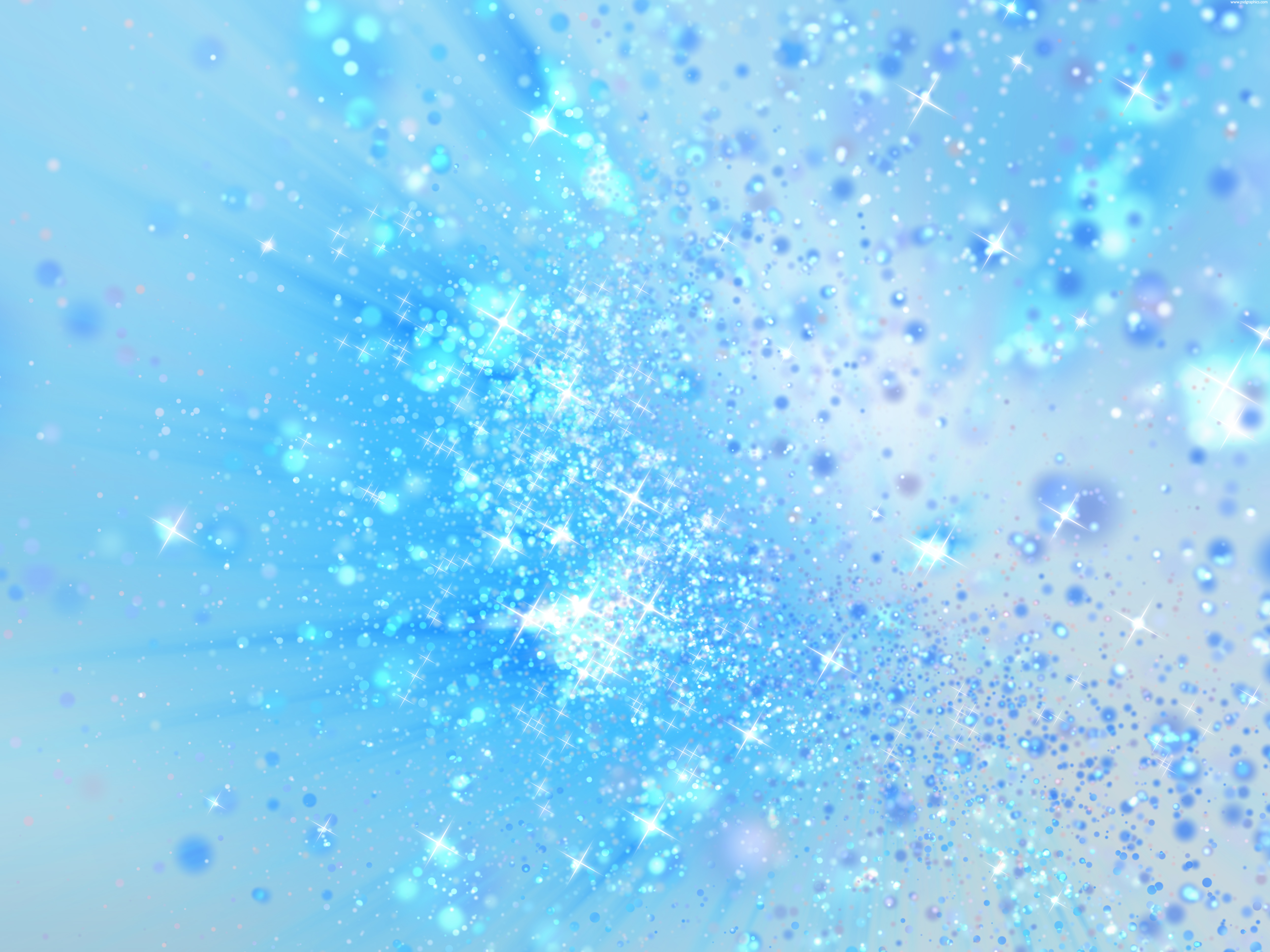[48+] Blue Sparkle Wallpaper on WallpaperSafari