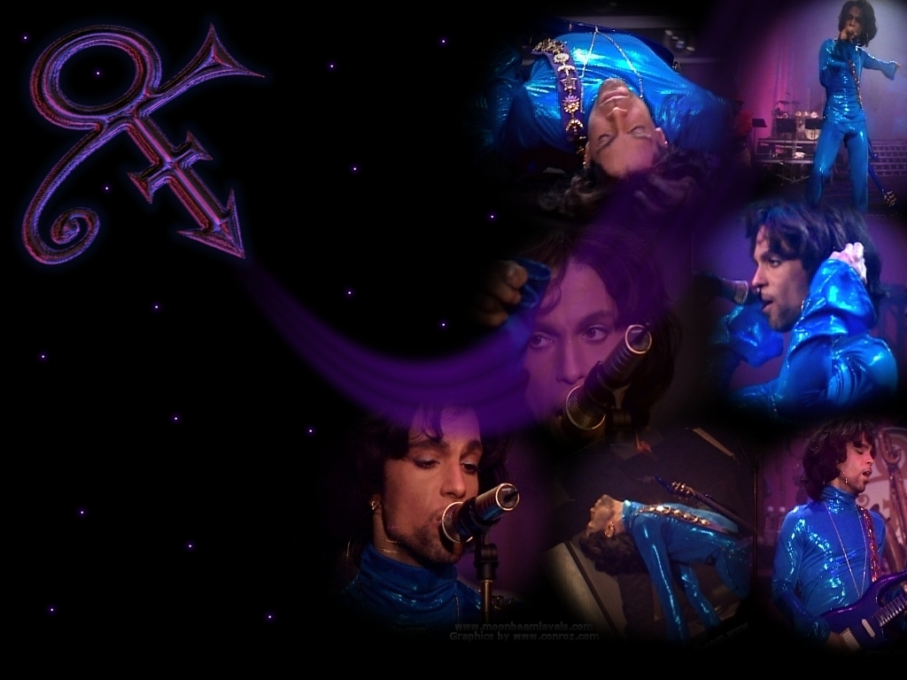 Prince Logo Wallpaper 1024x768