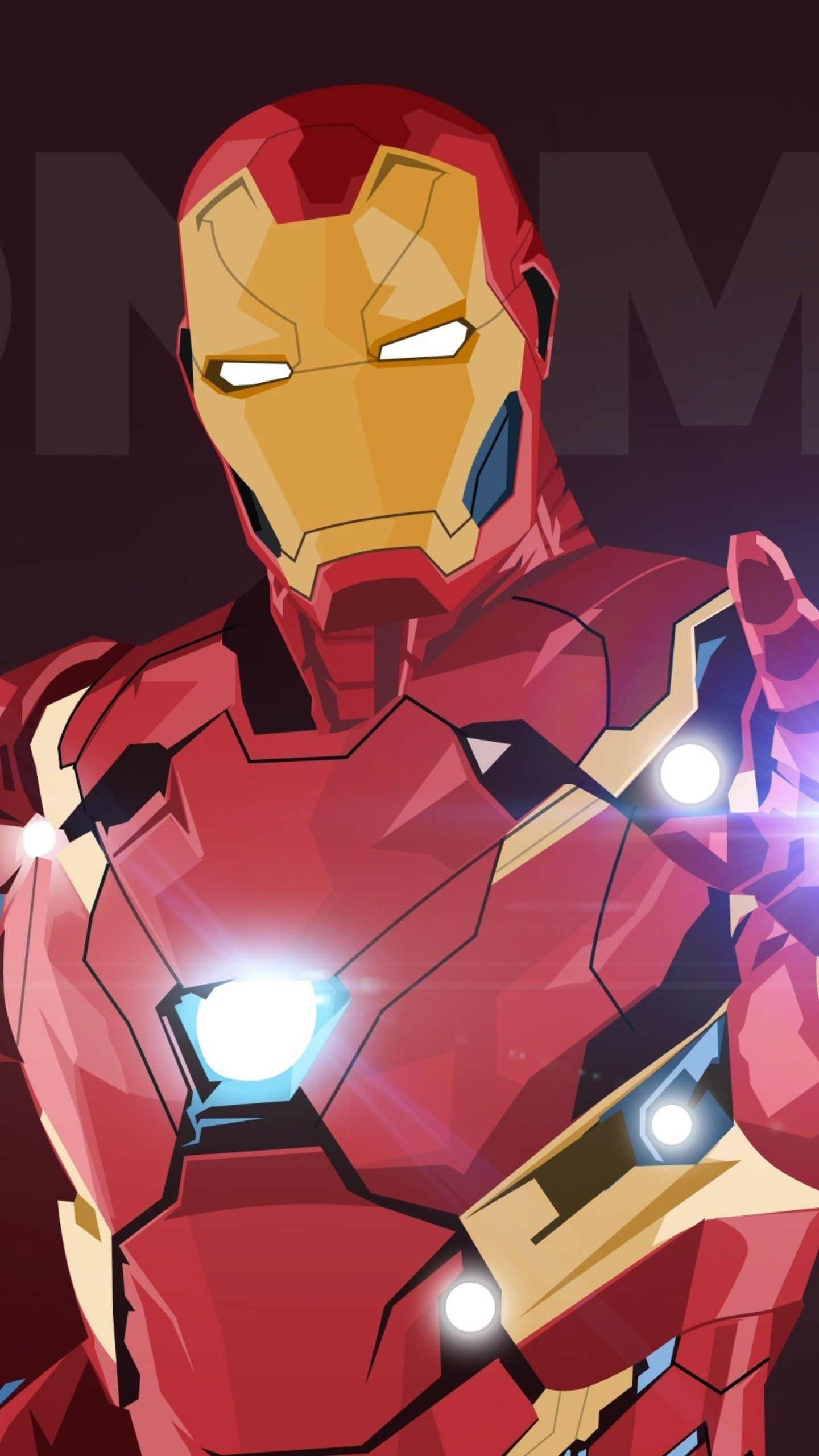 Pin by Adele Goosend on Best Iron Man Wallpapers in 2020 Iron 1440x2560