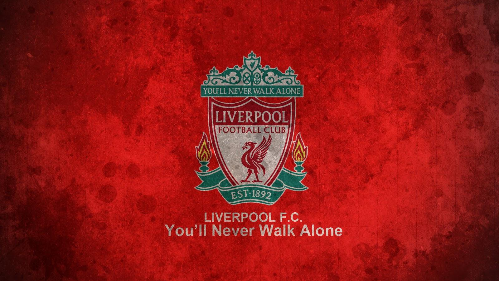 Liverpool Logo Wallpaper 1600x900