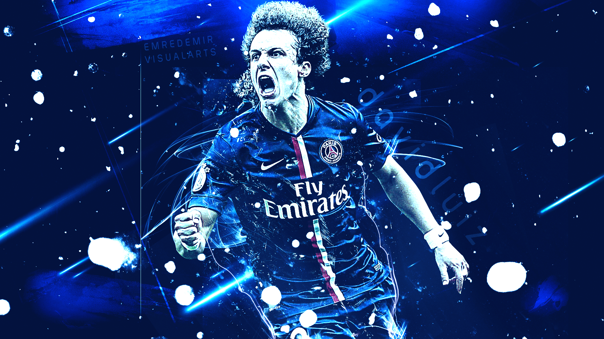 David Luiz HD Wallpapers 1920x1080