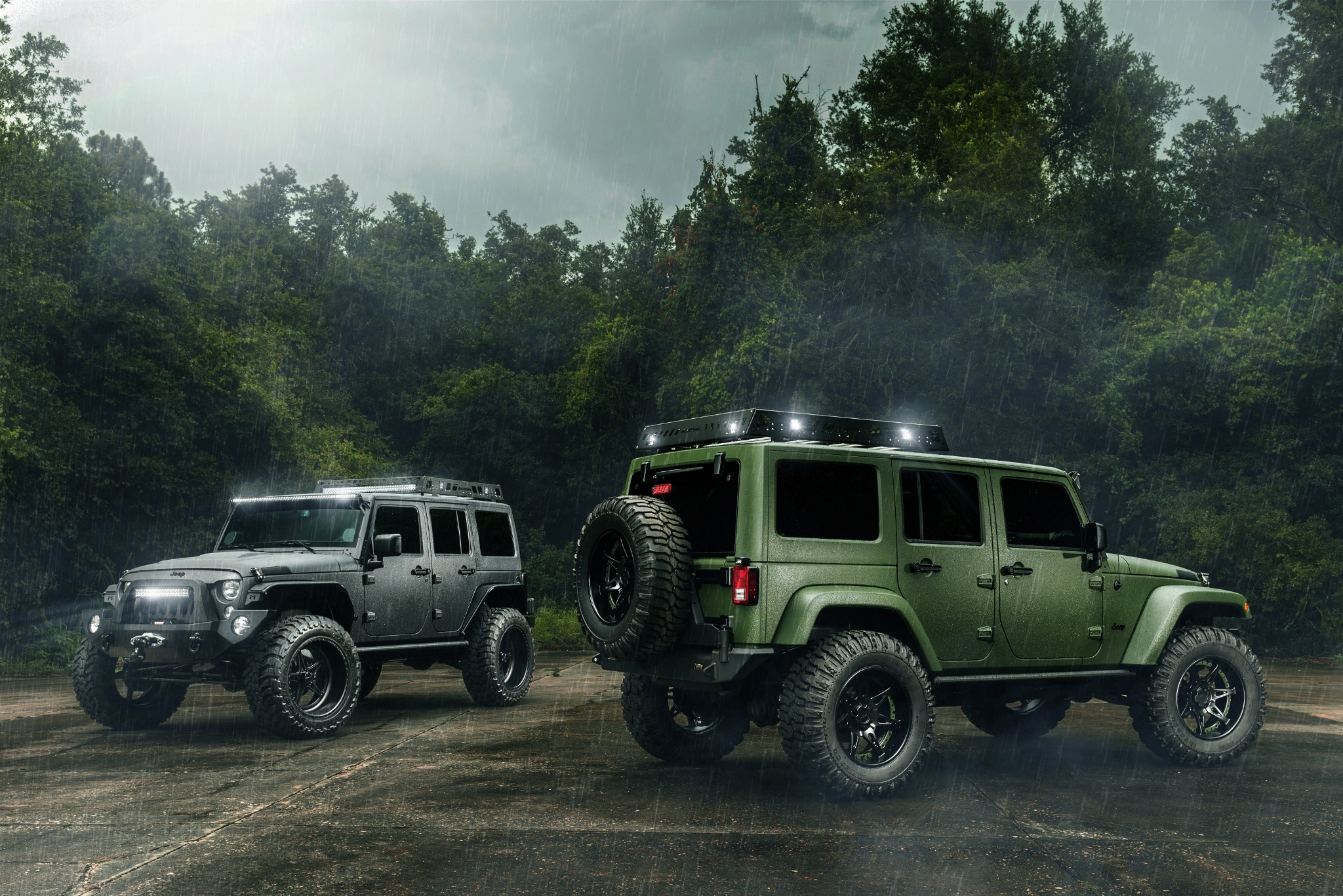 Jeep Jl Wrangler >> Off Road Jeep Wallpaper - WallpaperSafari