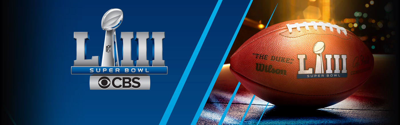 How To Watch The 2019 Super Bowl On CBS CBS All Access And CBS 1400x440