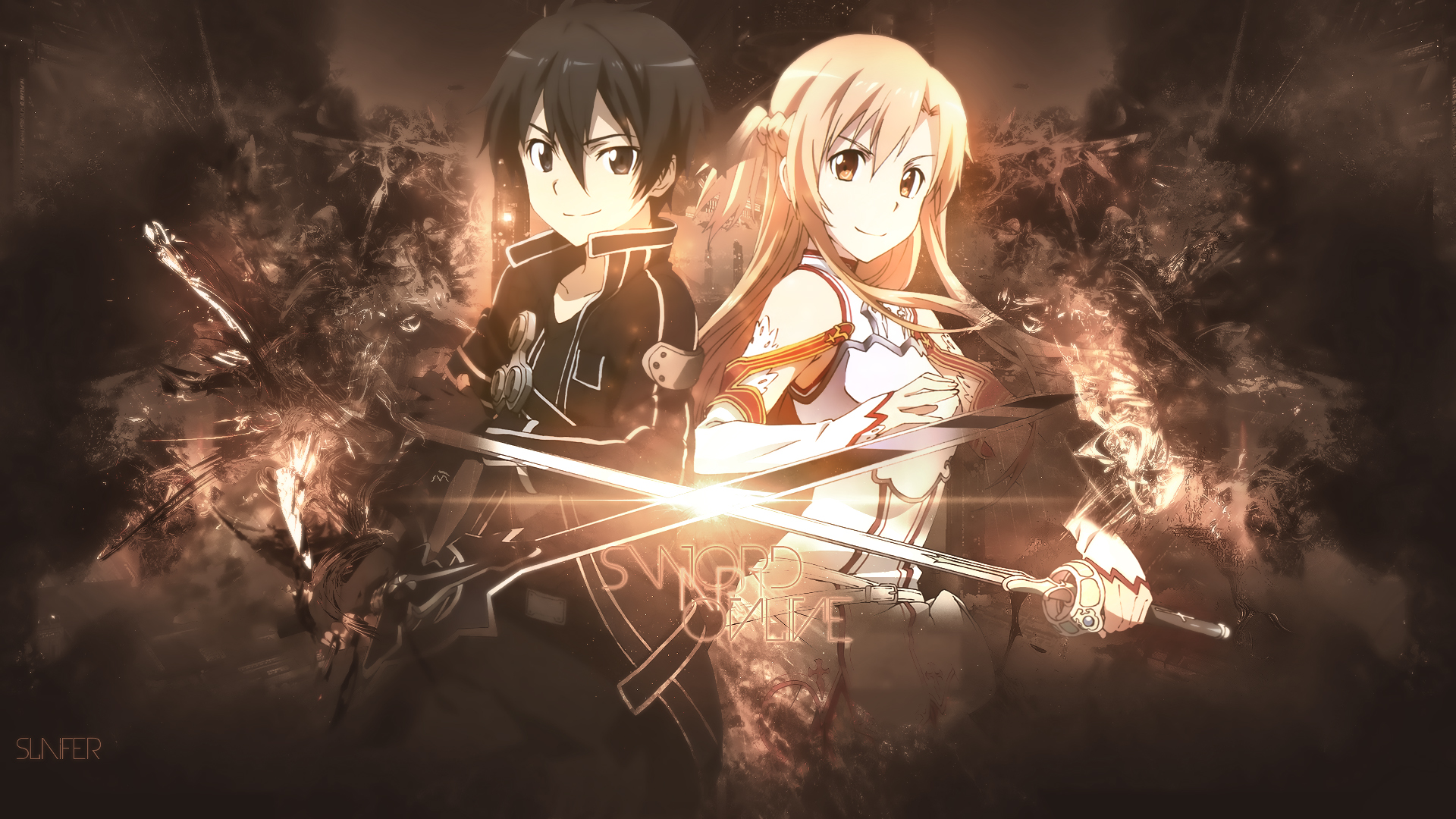 wallpaper sword art online hd by sl4ifer d5d3541 1920x1080