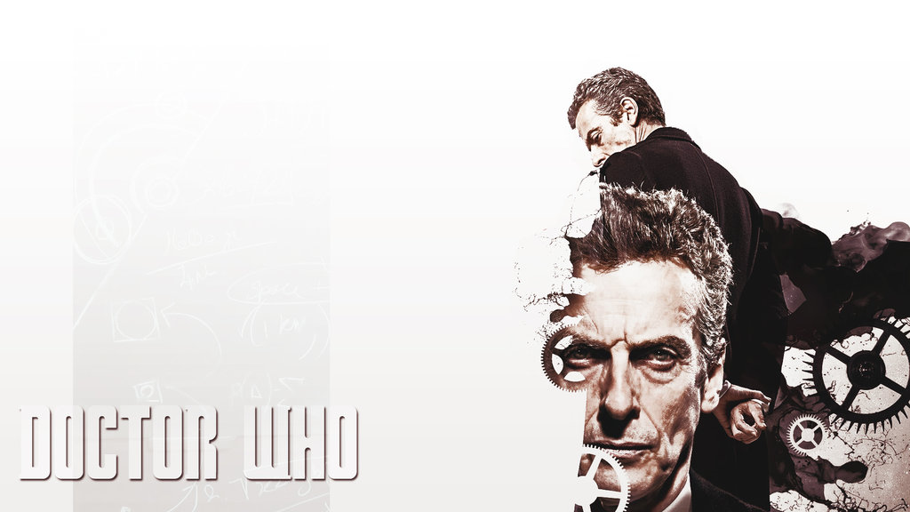1024x576px Dr Who Peter Capaldi Wallpaper 1024x576