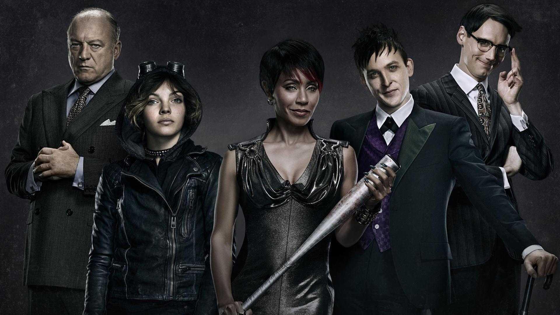 Wallpaper Gotham HD Wallpaper Tv Shows Upload at September 26 2014 1920x1080