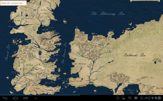 Westeros Karte Hd.46 Westeros Map Wallpaper On Wallpapersafari