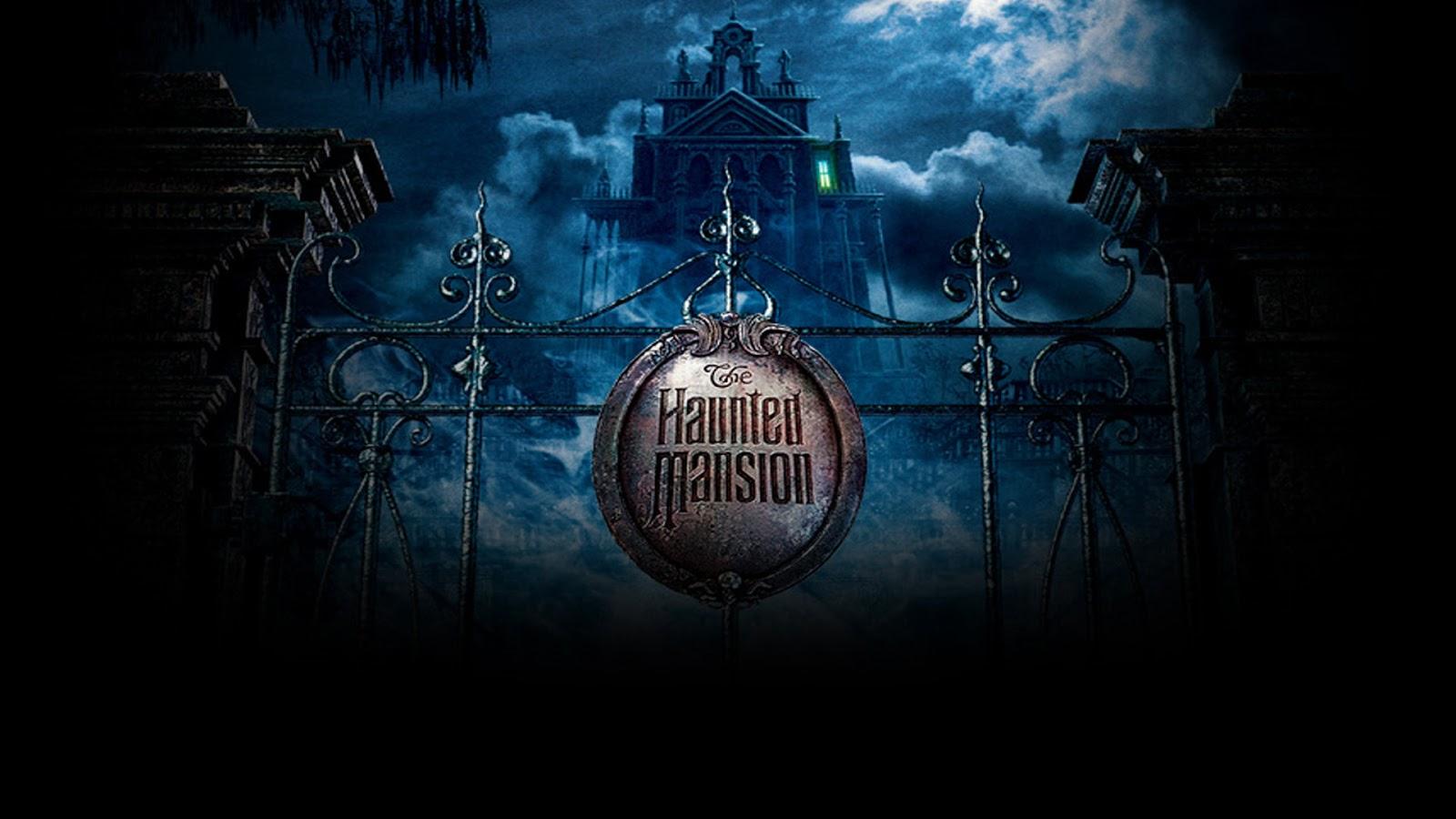 Disney's Haunted Mansion Wallpaper - WallpaperSafari