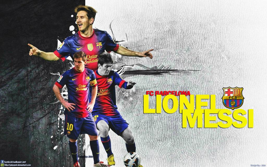 Lionel Messi Wallpaper by jafarjeef 1024x640
