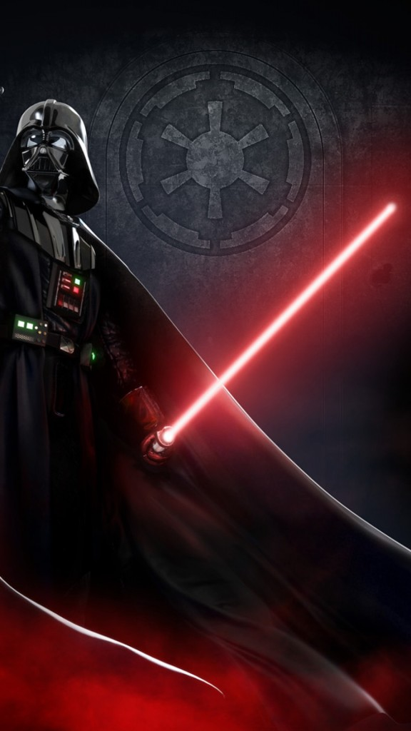 star wars iphone wallpaper For iPhone 6 1080x1920  star wars darth 576x1024