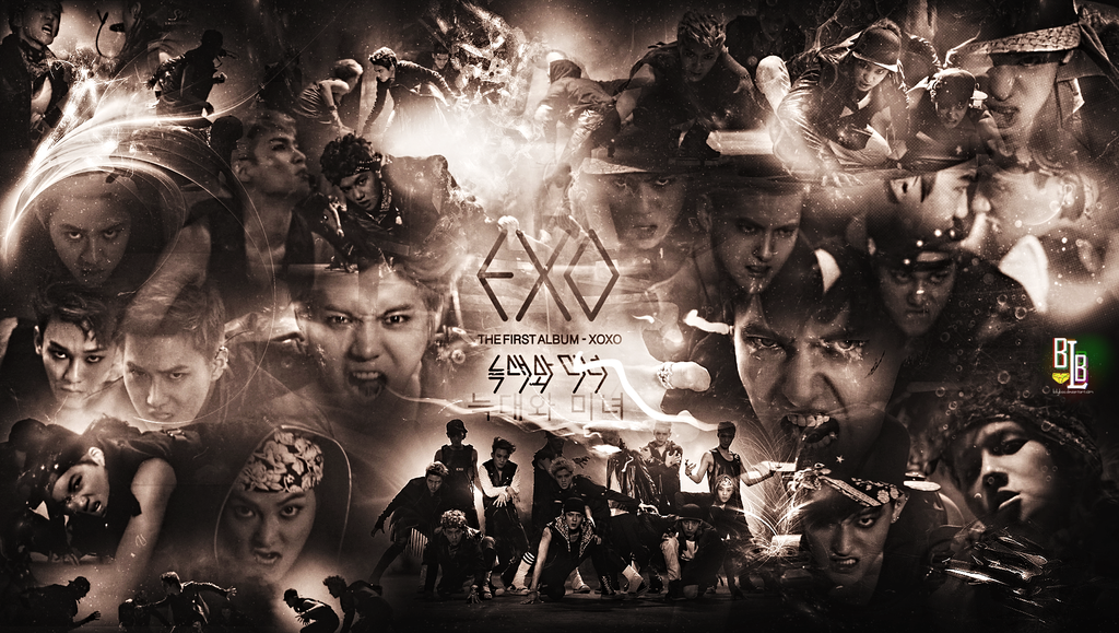 Your desktop background is related to EXO Poll Results   EXO 1024x579