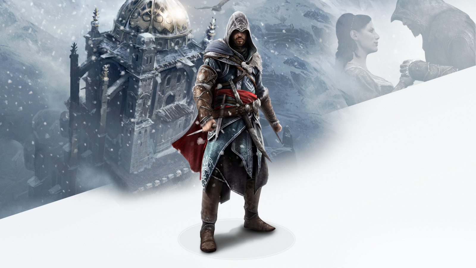 Ezio Assassins Creed Revelations Wallpapers HD Wallpapers 1600x900