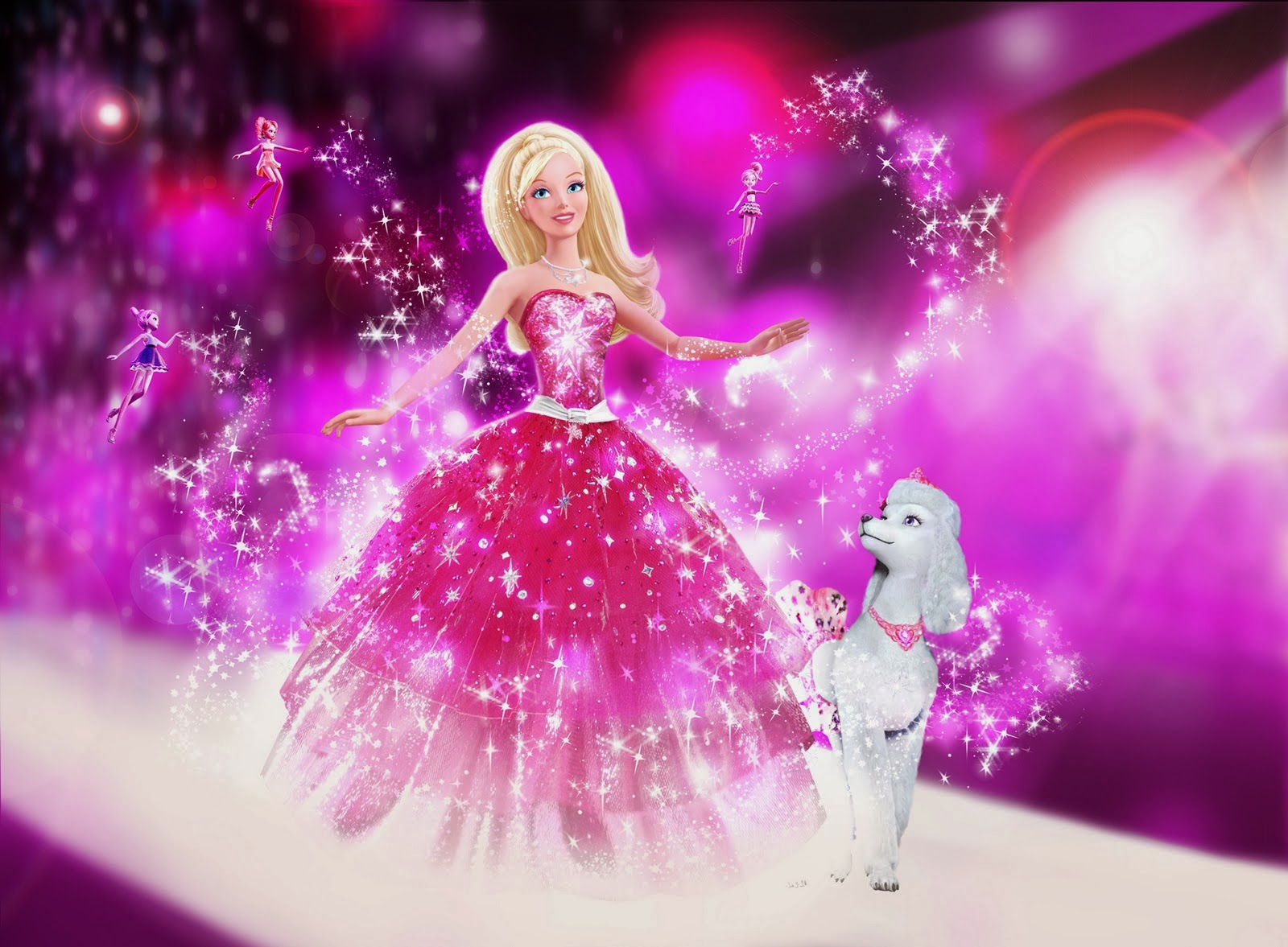 Beautiful HD Wallpapers 4 u Download Barbie Wallpapers 1600x1177