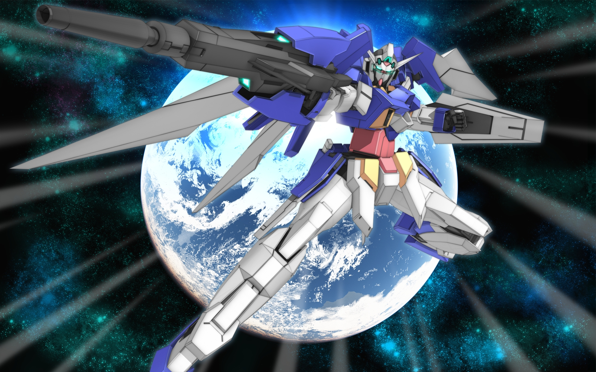 WALLPAPER Gundam AGE 2 Normal 1920 x 1200 size GUNJAP 1920x1200
