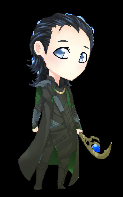 chibi Loki by Ichi 14 900x1433