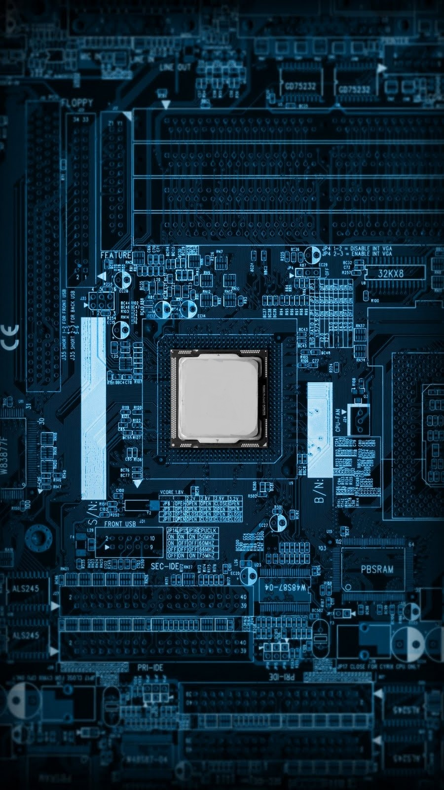 motherboard wallpaper gallery