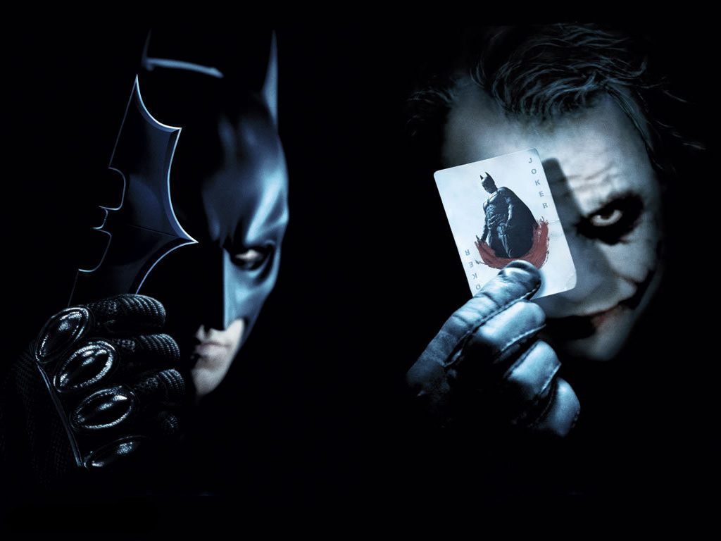Batman And Joker Wallpapers HD Wallpaper Movies Wallpapers 1024x768