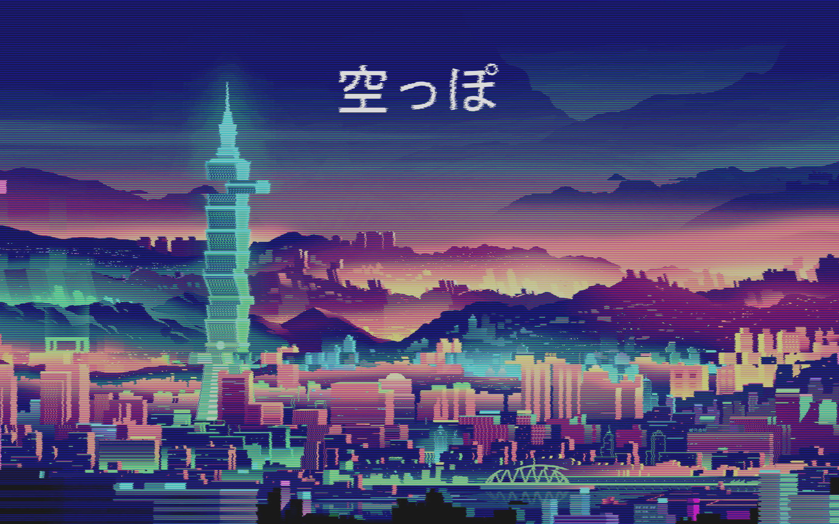 80s Aesthetic Wallpapers   Top 80s Aesthetic Backgrounds 2787x1742