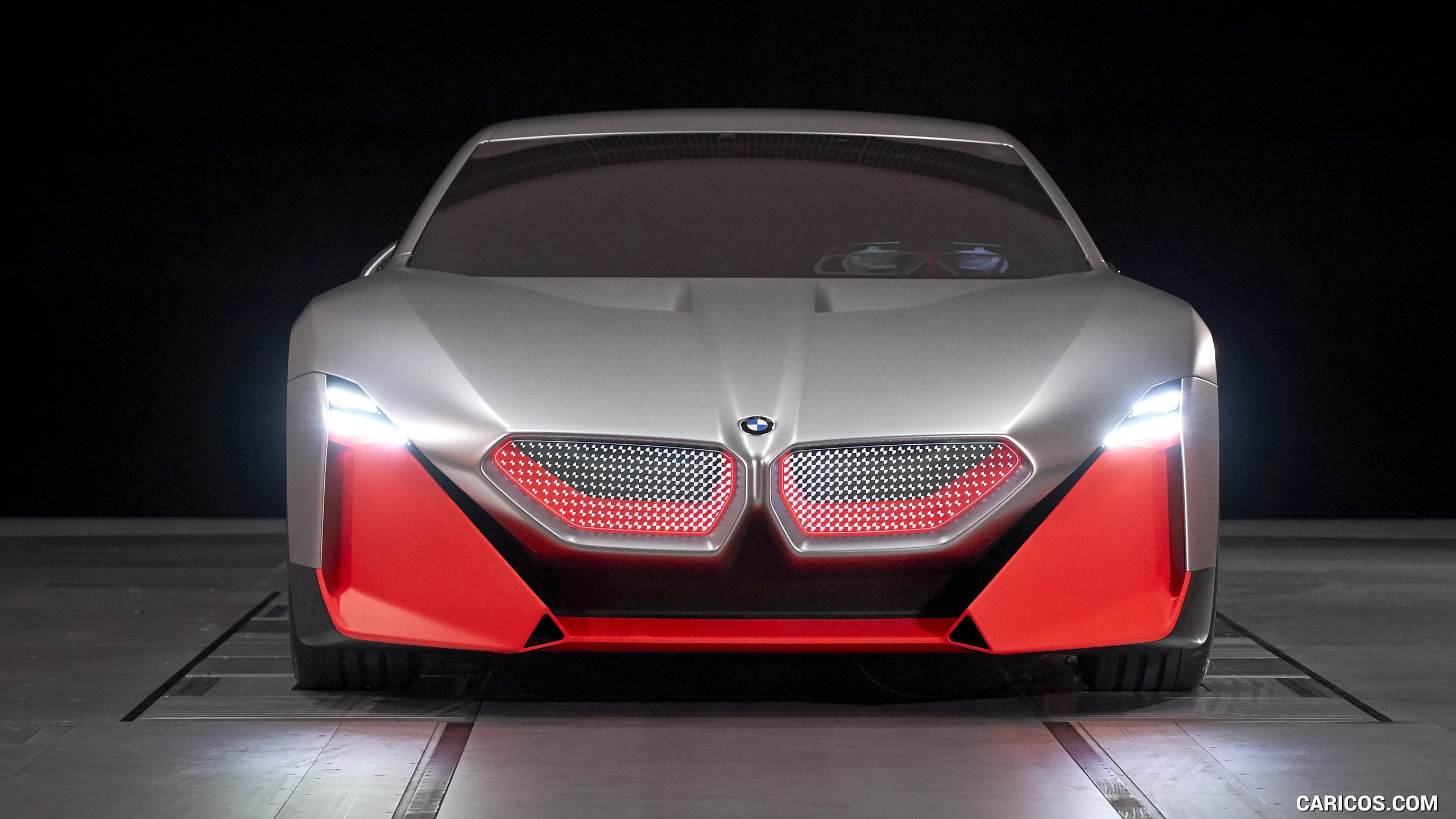 2019 BMW Vision M Next   Front HD Wallpaper 56 2560x1440