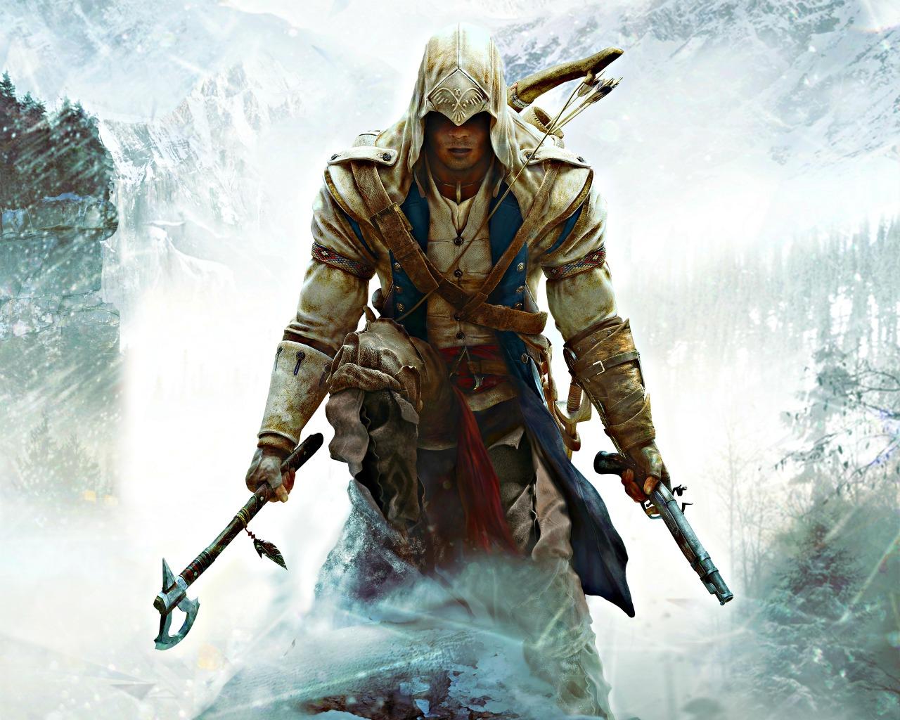 assassins creed 3 wallpaper 1280x1024 1280x1024