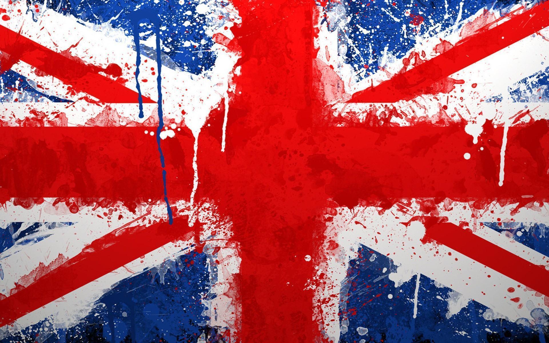 British Flag Backgrounds 1920x1200