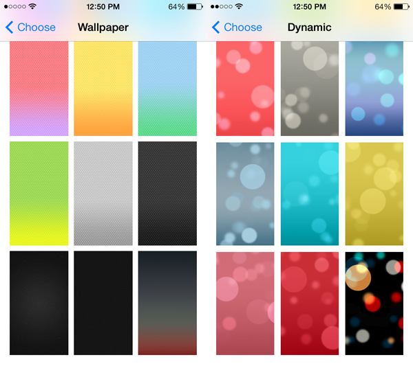 Search results for New In Ios 7 Dynamic And Panoramic Wallpapers 600x533