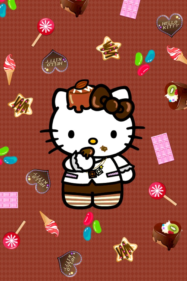 Free Download Hello Kitty Wallpaper Maker App For Iphone And