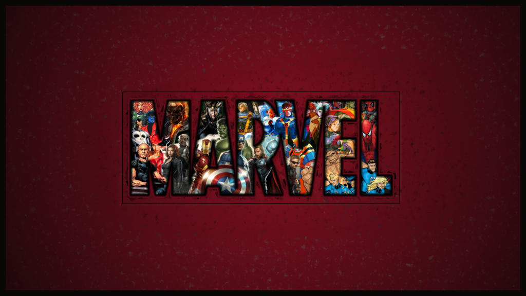Marvel Logo Wallpapers Marvel wallpaper by 1024x576